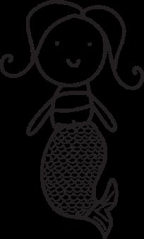 mermaid for emily